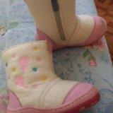 Зимняя детская обувь. Фото 2.