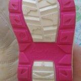 Зимняя детская обувь. Фото 3.