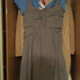 Платье (немного потёрто в одном месте ). Фото 1.