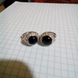 Бижутерия, кольцо и серьги. Фото 2.