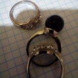 Бижутерия, кольцо и серьги. Фото 3.