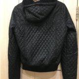 Куртка стеганая s-m. Фото 2.