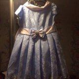 Праздничное платье. Фото 1. Бор.