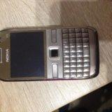 Nokia e 72. Фото 1.