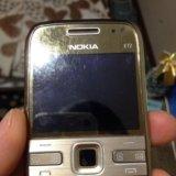 Nokia e 72. Фото 2.