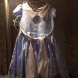 Праздничное платье. Фото 2. Бор.