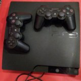 Ps3 320gb.(cech 3008b, data code 1c). Фото 1.
