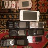 Старые телефоны. Фото 2.