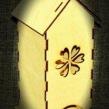 Заготовки.чайный домик. Фото 1. Клин.