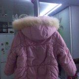Курточка детская (зима). Фото 2. Бор.