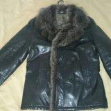 Меховая куртка. Фото 1.