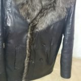 Меховая куртка. Фото 2.
