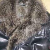 Меховая куртка. Фото 3.