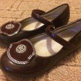Туфли на девочку. Фото 1.