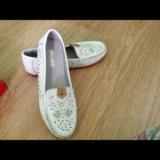 Новая обувь !!! мокасины. Фото 1.