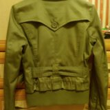 Куртка (vero moda), ткань-джинса. Фото 2. Калининград.