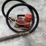 Бетонный глубинный вибратор. Фото 4. Владимир.