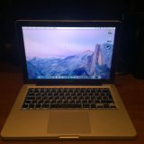 Macbook pro 13 2009. Фото 1.