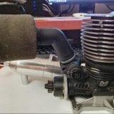 Мотор от savage xl k 5.9. Фото 2. Москва.