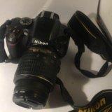 Nikon d5100 kit 18-55 mm. Фото 2. Москва.