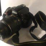 Nikon d5100 kit 18-55 mm. Фото 1. Москва.