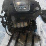 Двигатель g4js 2,4л для kia sorento. Фото 2. Химки.