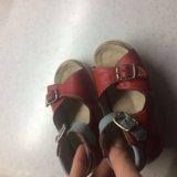 Кожаные сандали. Фото 3. Саратов.