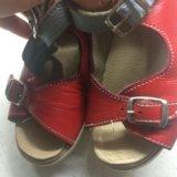 Кожаные сандали. Фото 1. Саратов.
