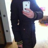 Пуховик colin's женское зимнее пальто. Фото 1.