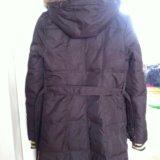 Пуховик colin's женское зимнее пальто. Фото 2.