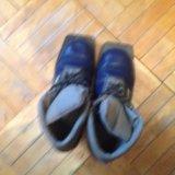Лыжные ботинки. Фото 1. Чехов.