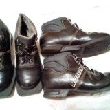 Ботинки лыжные размер 32-33. Фото 1. Кинешма.