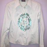 Рубашка женская р.48 блузка. Фото 1. Москва.