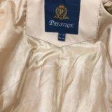 Куртка женская 42-44р молочного цвета. Фото 3. Москва.