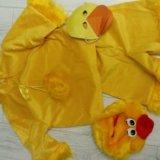 Новогодний костюм - цыпленок. Фото 1.