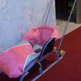 Санки детские. Фото 2.