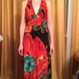 Новое красное платье. Фото 3. Москва.