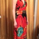 Новое красное платье. Фото 2. Москва.