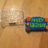 """Мыло ручной работы """"happy birthday """". Фото 1."""