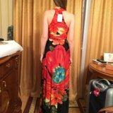 Новое красное платье. Фото 4. Москва.