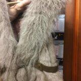 Меховая жилетка из козла. Фото 2. Москва.