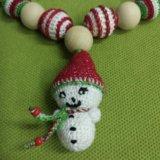 Слингобусы снеговик. Фото 3. Ивантеевка.