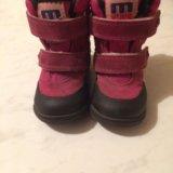 Ботинки minimen 21 p. Фото 4.