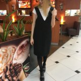 Платье-сарафан новое тёплое. Фото 2. Екатеринбург.
