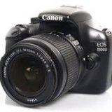 Canon eds 1100d. Фото 1.