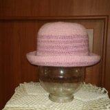 Шляпа вязаная. Фото 1.