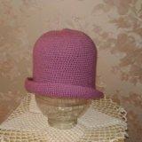 Шляпа вязаная. Фото 2.