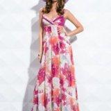 Вечернее летнее платье. Фото 1. Москва.