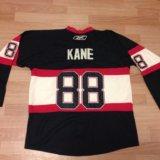 Хоккейный свитер reebok новый. Фото 2.