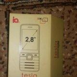 Новый телефон tesla iq 2sim. Фото 3. Москва.